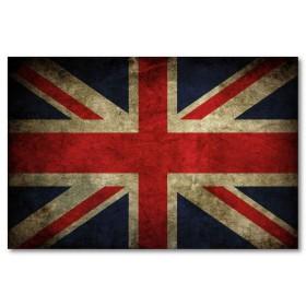 Αφίσα (Αγγλία, σημαία, κουλτούρα, εθνικός)